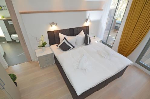 Meerblick Schlafzimmer 2 - Schönen Ferienwohnungen mit Meerblick auf ...